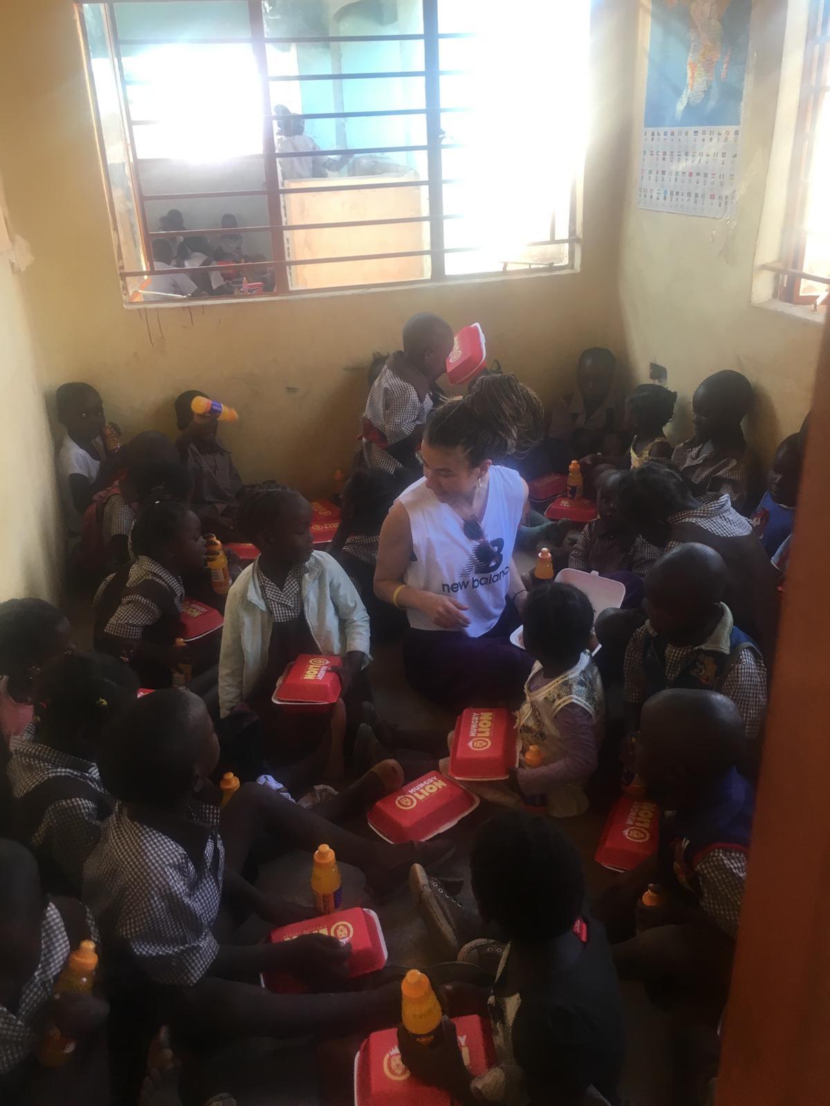 Zambiya Yemek Yardımı Mayıs 2017