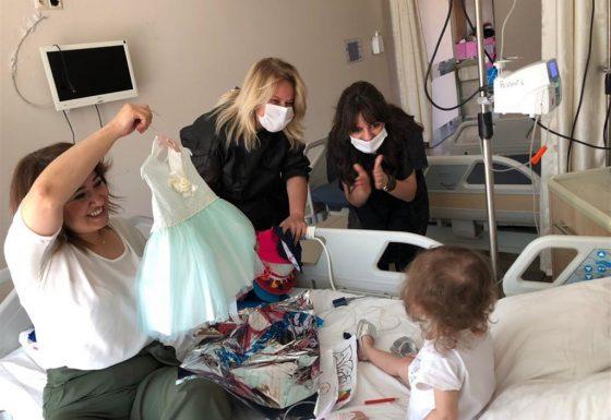 Kanserli Çocuklara Bayram Hediyesi Haziran 2018